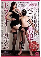 ドSな長身痴女のペニバン男犯ドライオーガズム 葵百合香(一松愛梨)